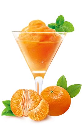 Sorbett de Mandarina - Granizados Monzo