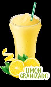Limón granizado Monzó - Granizados Monzo