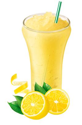 Granizado de limon - Granizados Monzo